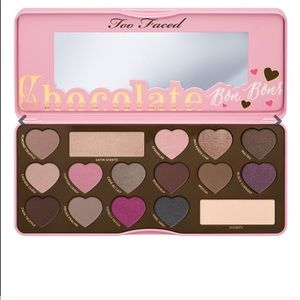 Too Faced Chocolate Bon Bons Eyeshadow Palette NEW